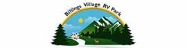 logo for Billings Village RV Park