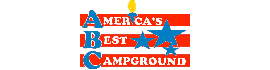 logo for America's Best Campground