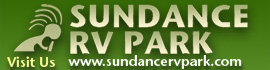 logo for Sundance RV Park