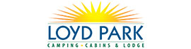 logo for Loyd Park Camping Cabins & Lodge