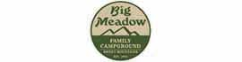logo for Big Meadow Family Campground