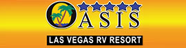 logo for Oasis Las Vegas RV Resort