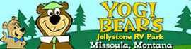 logo for Jellystone RV Park