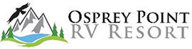 logo for Osprey Point RV Resort