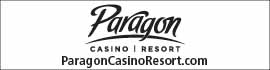 logo for Paragon Casino RV Resort