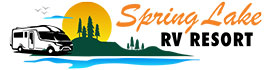 logo for Spring Lake RV Resort