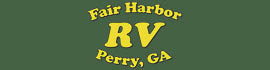 logo for Fair Harbor RV Park