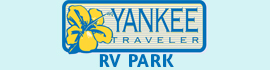 logo for Yankee Traveler RV Park