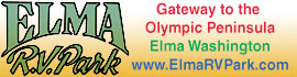 logo for Elma RV Park