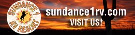 logo for Sundance 1 RV Resort