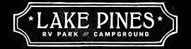 logo for Lake Pines RV Park & Campground