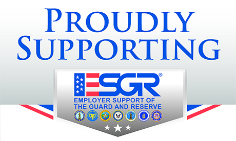 Employer Support for the Guard and Reserve Logo