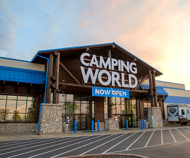 new camping world store