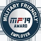 Military Friendly Employer