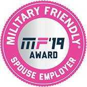Military Spouse friendly Employer