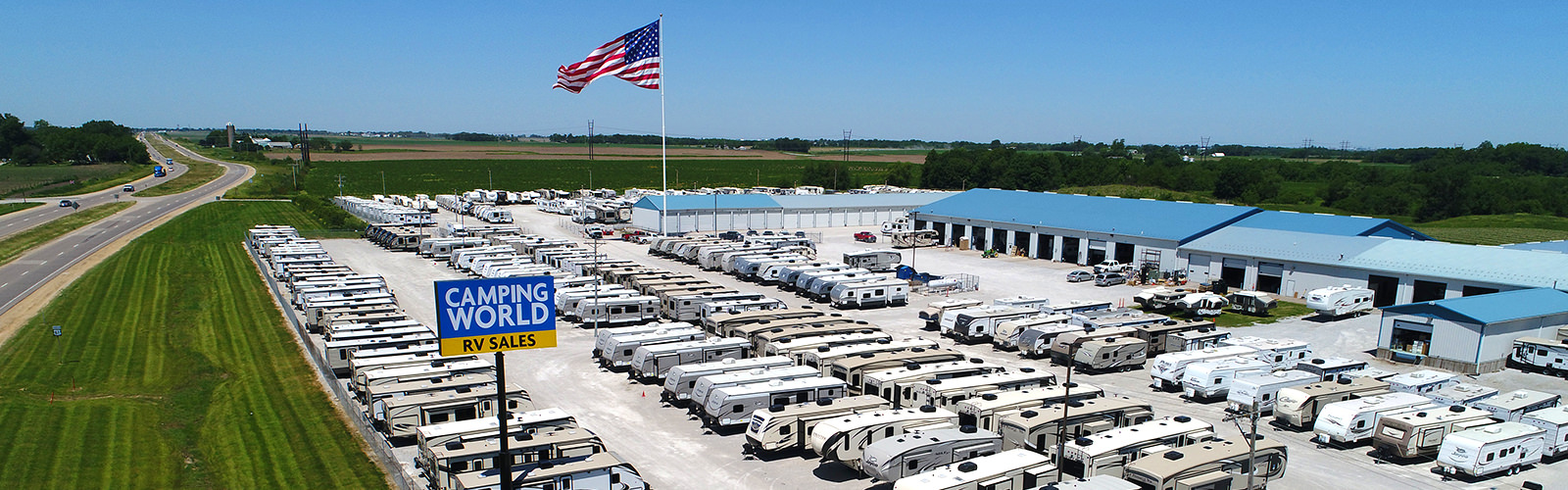 Camping World of Davenport IA