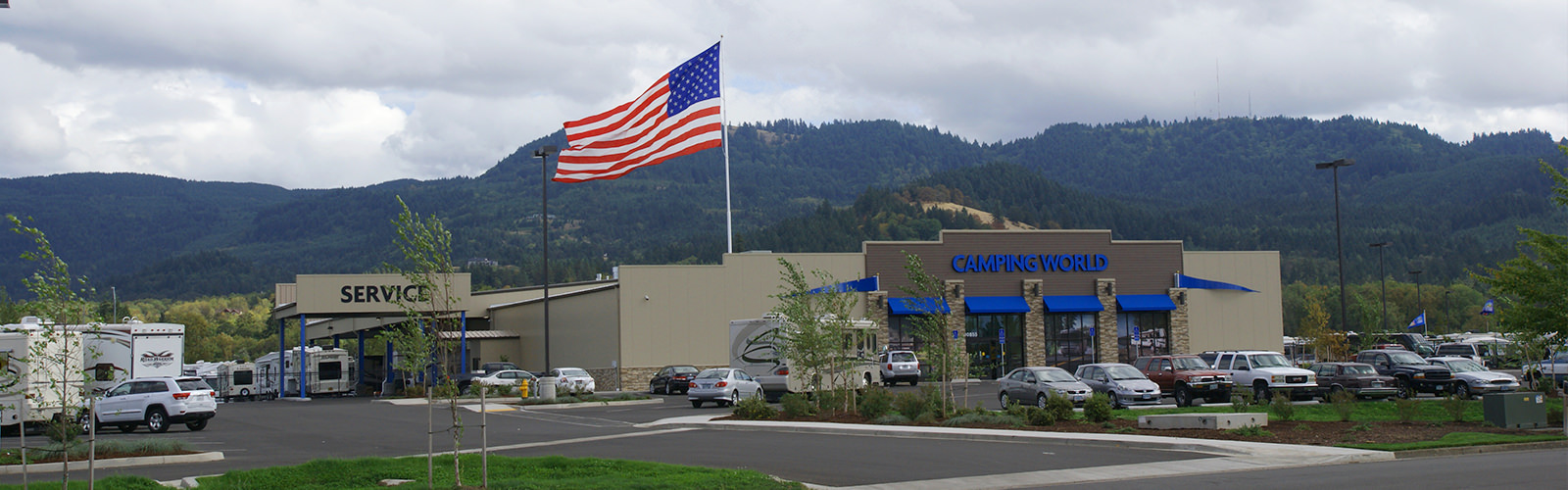 Camping World of Eugene OR