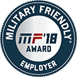 Military Friendly Employer 2018 Logo