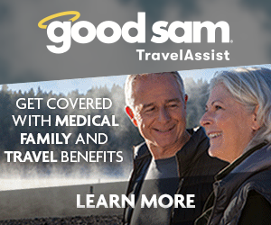 Good Sam Travel Assist: Get Covered with Medical, Family, and Travel Benefits - Learn More