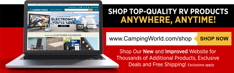 Shop at Camping World