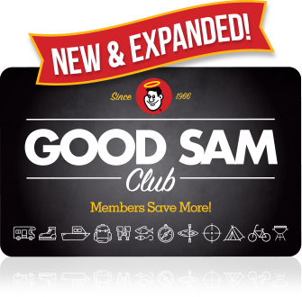 Good Sam Club membership card