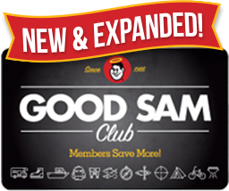 [Good Sam Club member card]