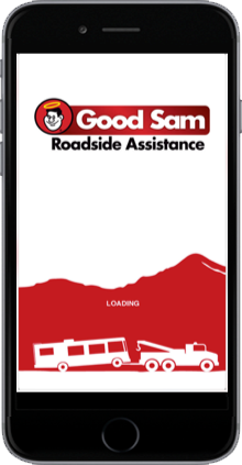 good sam roadside app