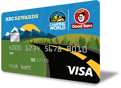 Good Sam Camping World Visa Card
