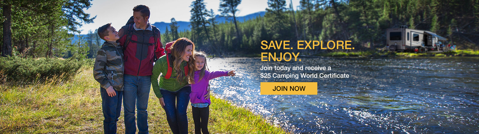 Join Camping World