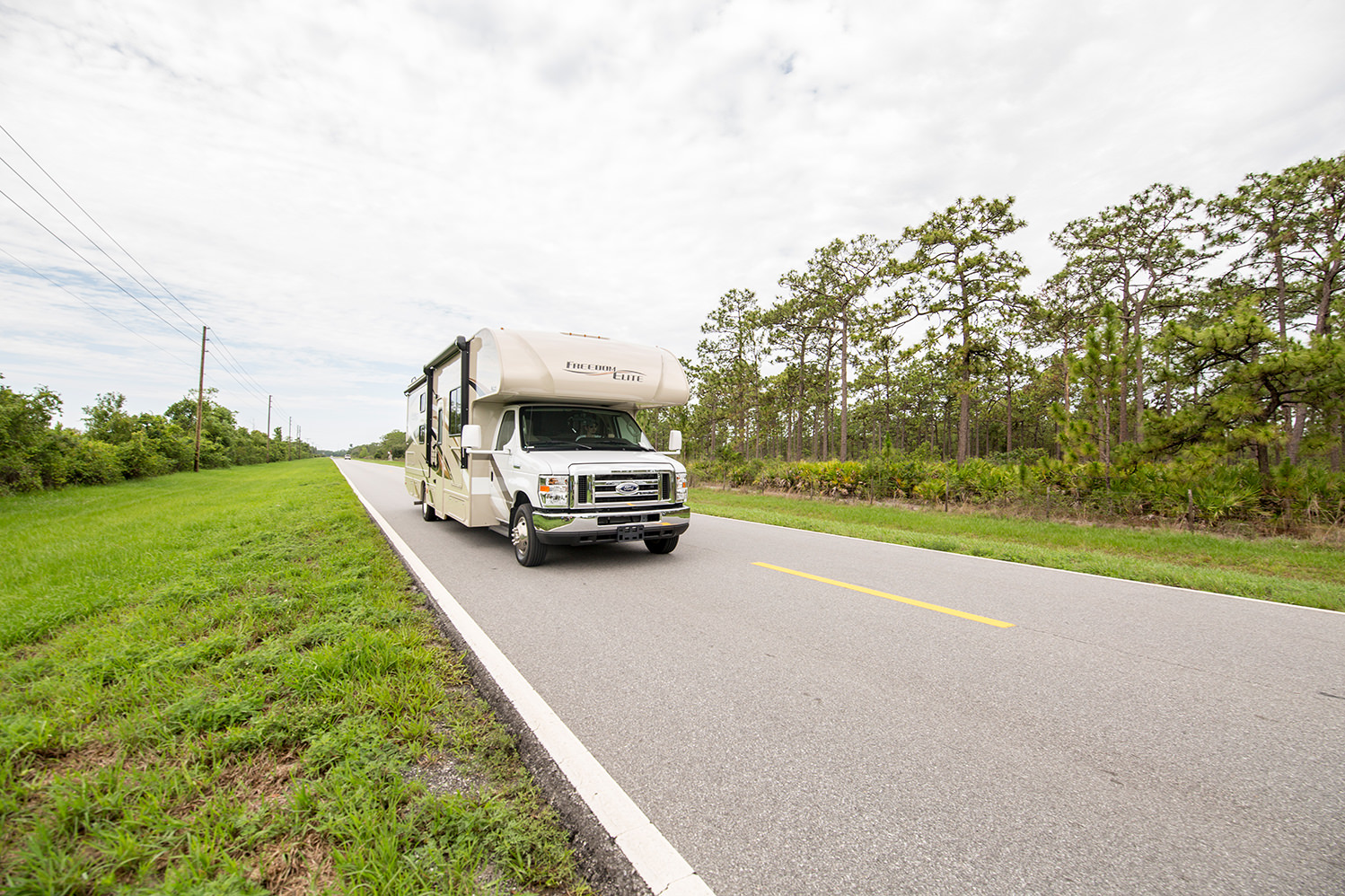 Getting your RV home afer a medical emergency