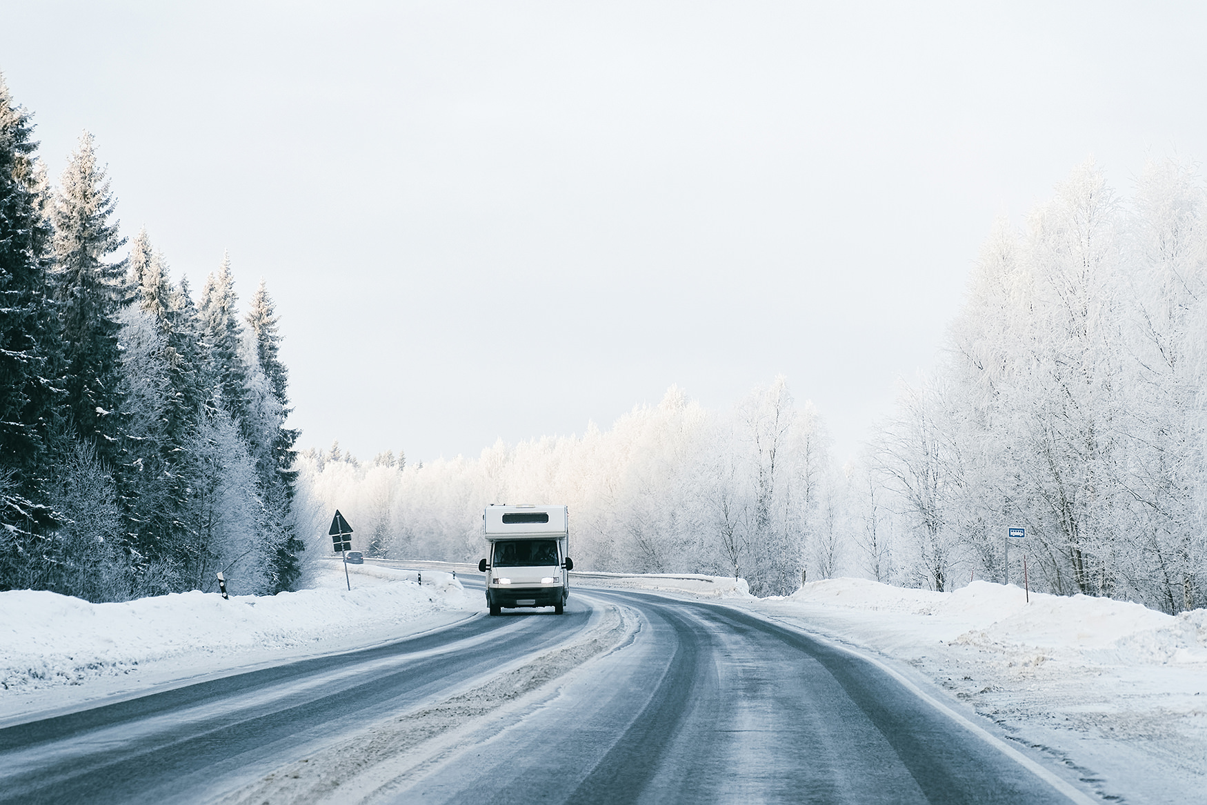 Tips for Driving an RV Year Round - Roadside Assistance