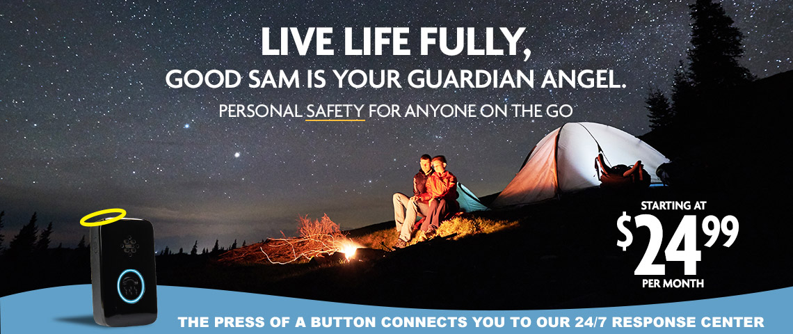 Good Sam Safety Alert Starting at $24.99 per mo