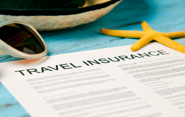3 Reasons You Don't Need Trip Insurance Good Sam TravelAssist travel insurance paperwork with during vacation