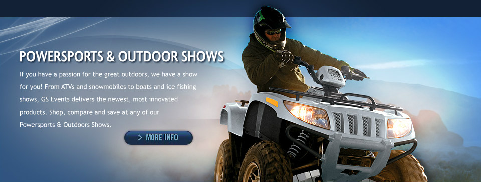 Powersports and Outdoor Shows