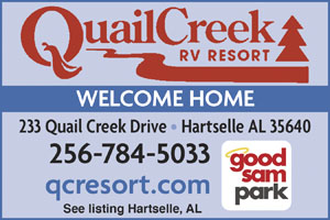 Welcome Home To Quail Creek RV Resort Conference Center And Golf Course Bring The Whole Family Camp Swim Fish Ride Horses Much More