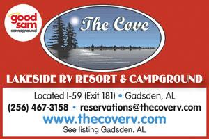 Leesburg Alabama Rv Parks Leesburg Campgrounds Rv