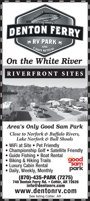 Arkansas Rv Parks Campgrounds Rv Camping In Arkansas