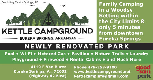 Rv Parks In Arkansas Arkansas Campgrounds Good Sam Club