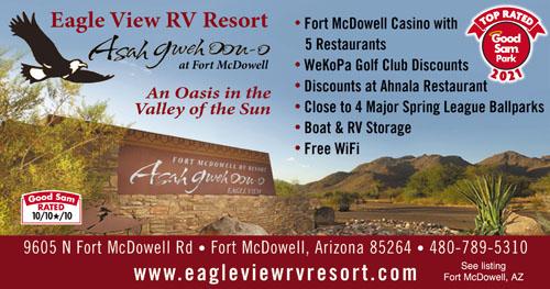 RV Parks in Arizona | Arizona Campgrounds | Good Sam Club