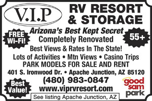 Rv Parks In Gilbert Arizona Gilbert Arizona Campgrounds