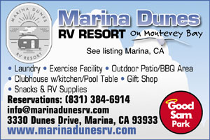 Rv Parks In Monterey California Monterey California