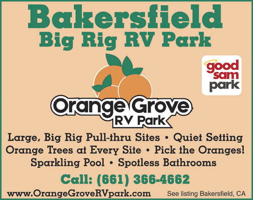 Nestled On A 40 Acre Orange Grove Youll Enjoy Quiet Stay Our Extra Long Wide Sites Can Accommodate Any Length Of RV Or