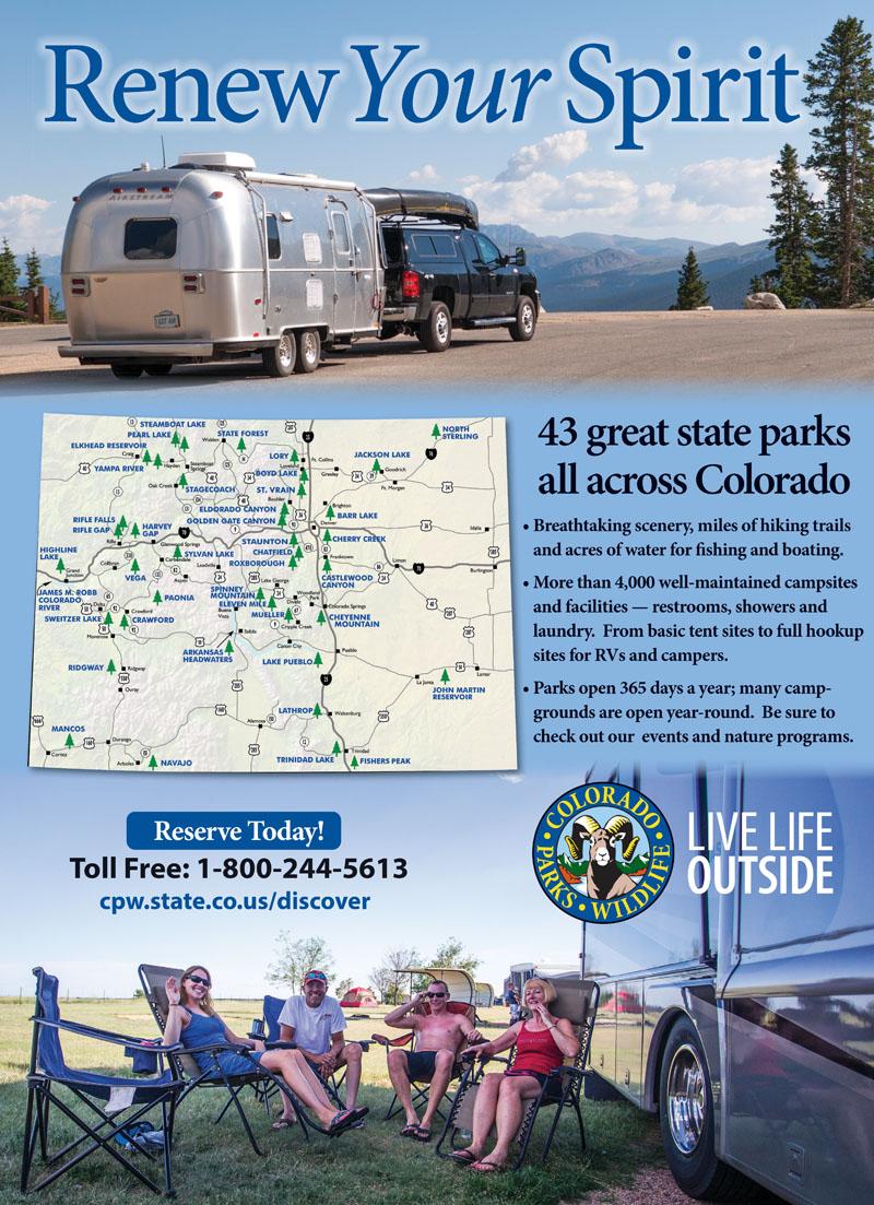 Lafayette Colorado RV Parks