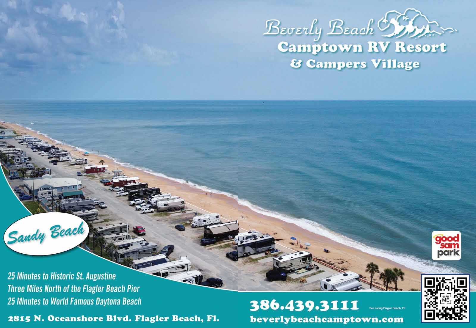 St Augustine Florida Rv Parks St Augustine Campgrounds Rv Camping In Florida Good Sam Club