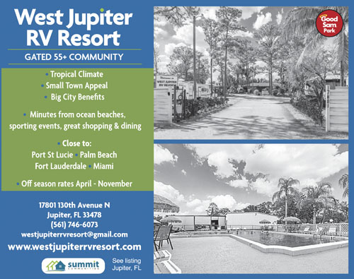 Lake Worth Florida Rv Parks Lake Worth Campgrounds Rv