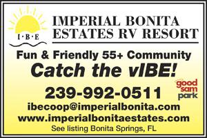 Bonita Springs Florida Rv Parks Bonita Springs