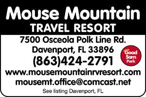 Rv Parks In Orlando Florida Orlando Florida Campgrounds