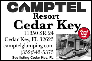 The Sunset Isle Offers Finest And Friendliest RV Park Youll Find In Cedar Key Vicinity Right On Bay