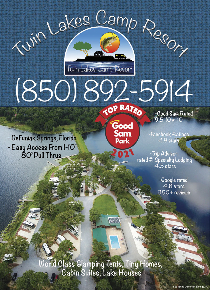 Freeport Florida Rv Parks Freeport Campgrounds Rv