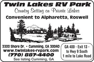 Canton Georgia Rv Parks Canton Campgrounds Rv Camping